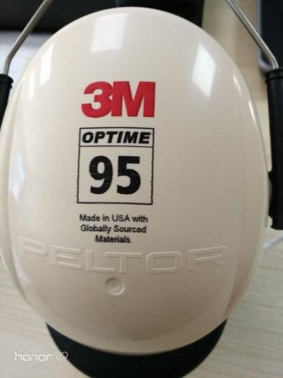 3MH6A 防噪音耳罩睡眠用 防噪声耳罩 睡觉用静音降噪耳机学习工作消音 工厂隔音耳罩 一个耳罩 晒单图