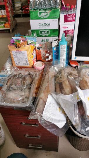 丰度 活冻阿根廷鱿鱼 500g 袋装 大鱿鱼烧烤海鲜 晒单图