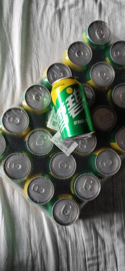 雪碧 Sprite 柠檬味 汽水 碳酸饮料 330ml*24罐 整箱装 可口可乐公司出品 新老包装随机发货 晒单图