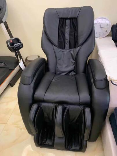 松下(Panasonic)按摩椅家用全身电动零重力3D多功能太空豪华舱官方旗舰款 MA1Z EP-MA1ZKU492 黑色 智能升级款 晒单图