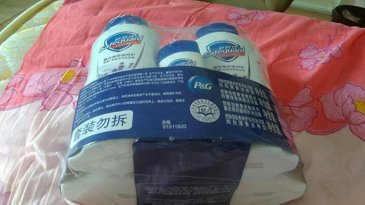 舒肤佳沐浴露芦荟水润呵护1000ml(洁净保湿 无皂基 pH中性温和 新老包装随机发货) 晒单图