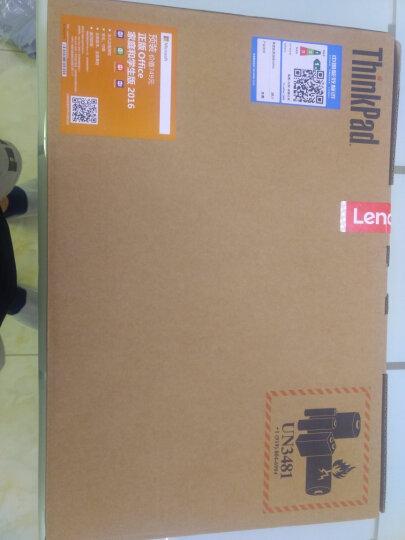 ThinkPad 联想 锐E580(19CD)15.6英寸轻薄商务游戏笔记本电脑 I5-8250u 标配:4G内存500G硬盘2G独显 FHD 晒单图