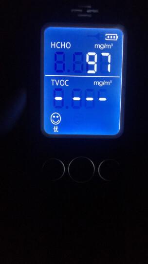 绿之源 空气e管家甲醛检测仪2.0增强版 家用新车测甲醛测试仪器TVOC空气检测仪便捷式除甲醛检测盒 晒单图