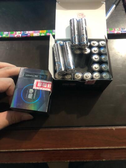 南孚(NANFU)7号碱性电池16粒 聚能环2代 适用于儿童玩具/血压计/挂钟/鼠标键盘/遥控器等 LR03AAA 晒单图