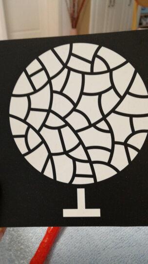 海润阳光-新生儿婴幼儿视觉激发黑白卡早教卡彩色闪卡(全4盒) 0-3岁 晒单图