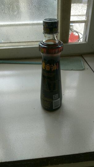 金龙鱼 食用油 凉拌调味烹饪火锅小磨 香油 400ML 晒单图