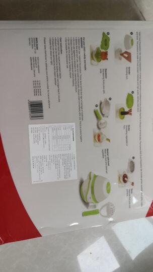 NUK婴儿防滑食物研磨碗宝宝辅食餐具研磨器 晒单图