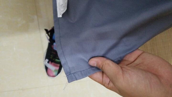 南极人 套件 高支全棉双人四件套 纯棉被套200*230cm床单床上用品 1.5米床 晒单图