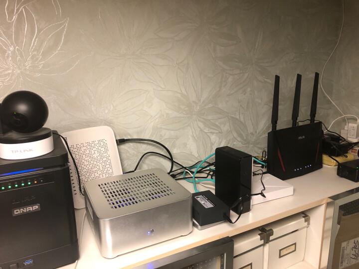 胜为(shengwei)电信级光纤收发器 单模双纤光电转换器 网络监控SC接口 千兆自适应光钎收发器 20KM FC-612 晒单图