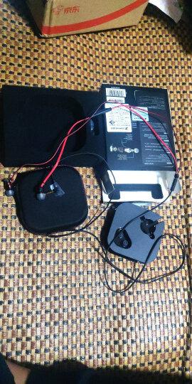 森海塞尔(Sennheiser)MOMENTUM In-Ear I Chrome 馒头音乐手机耳机 有线入耳式 苹果版 黑铬色 晒单图