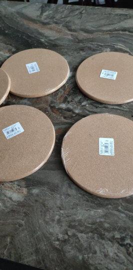 德国法克曼 Fackelmann 圆形软木锅垫 隔热垫 防烫垫 餐垫19cm 30991 晒单图