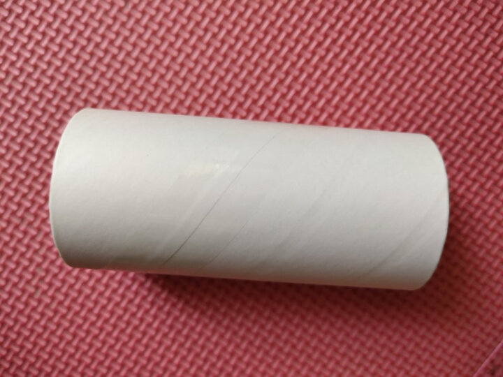兔之力(兔の力)滚筒粘毛器除尘器套装60层+360层(大号19cm)可撕式 晒单图