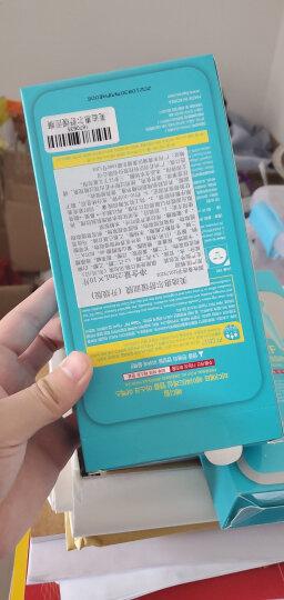 美迪惠尔(Mediheal)水润保湿凝胶面膜10片水库针剂(补水锁水 男女护肤适用)可莱丝 韩国进口 晒单图