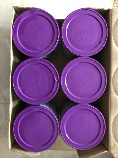 新西兰原装进口 a2 白金版 儿童配方奶粉 4段(3-6岁) 900g/罐 晒单图