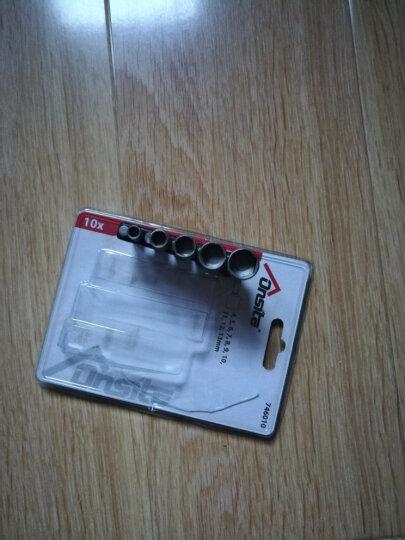 拓为(Tactix)746010 ONSITE 加长套筒10件套装 外六角套筒头 晒单图
