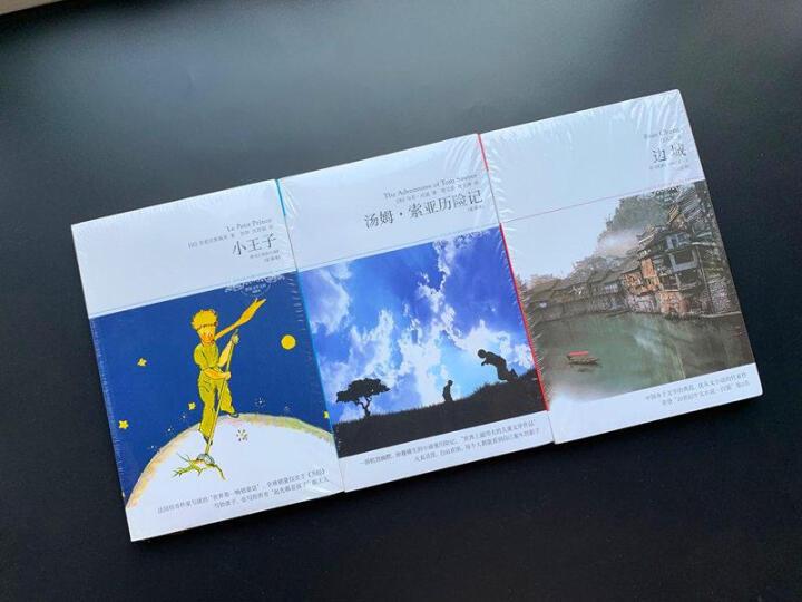 世界文学文库065:小王子(插图全译本)(附《人类的大地》) 晒单图