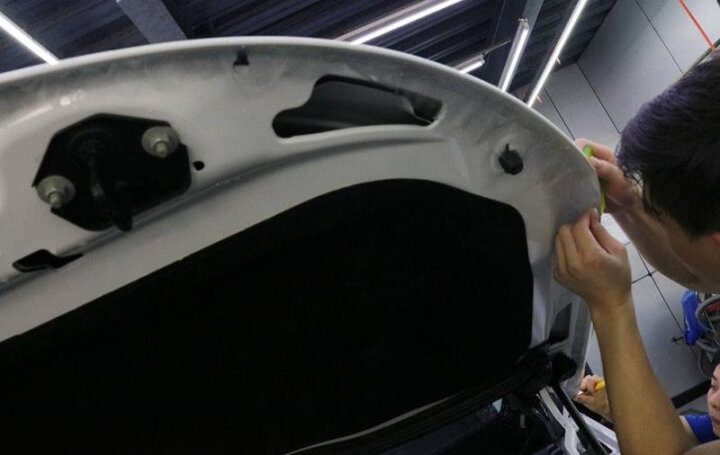 美国Clearplex全车隐形车衣 漆面保护膜车漆透明膜犀牛皮保护膜汽车贴膜 全国包施工 UPPF【E系精英系列】+SUV 美国CP隐形车衣 晒单图