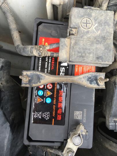 风帆(Sail)汽车电瓶蓄电池 免维护汽车蓄电池(电瓶)夜间上门更换服务 急速达 仅限指定区域和时间段【速电快保】 晒单图