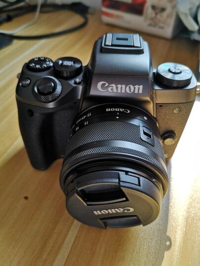 佳能(Canon)EOS M5 微单相机  数码相机 微单套机 黑色(15-45镜头)Vlog相机 视频拍摄 晒单图