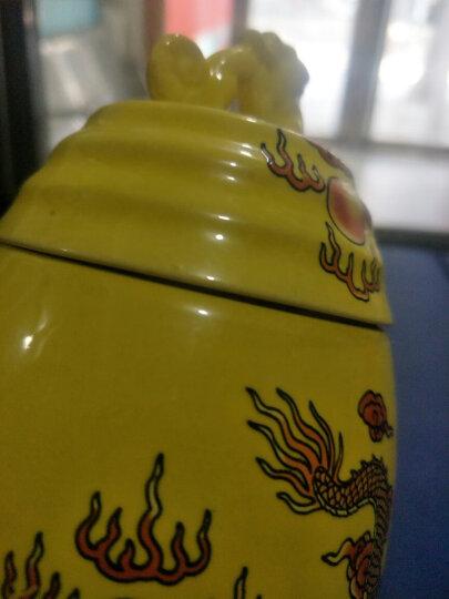 郎品 茶叶 铁观音 安溪铁观音 黄龙陶瓷罐礼盒装配礼盒 晒单图