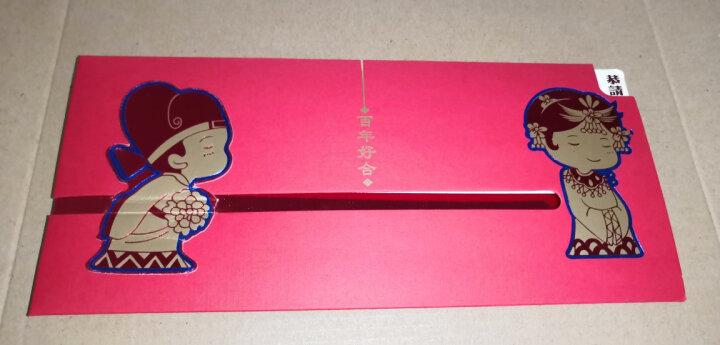 烟雨集  喜糖盒请柬套装 热卖创意婚庆用品体验装 糖盒请帖 初见2系列体验 晒单图
