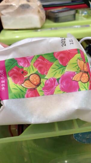 【2件9折】嘉华鲜花饼现烤玫瑰饼50g*10枚500g 云南特产买2得手提袋旅游伴手礼 晒单图