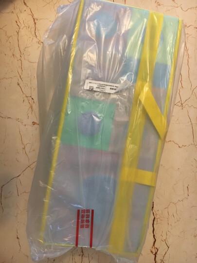 明德Meitoku EVA积木拼插玩具 超大号50块-8cm厚泡沫软体积木1--6周岁早教启蒙婴幼儿男女宝宝生日礼物 晒单图