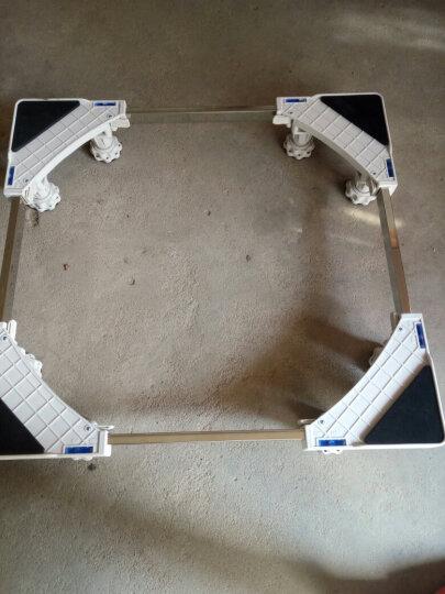 瑞帝(RUIDI)RD1310洗衣机底座滚筒波轮洗衣机托架冰箱移动支架 晒单图