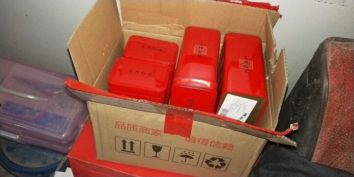 宜兴红茶茶叶250g  罐装实惠装  2020年新茶春茶阳羡茶宜红工夫茶 晒单图