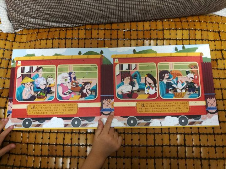 幼儿学前专注力训练100图(套装共4册) 晒单图