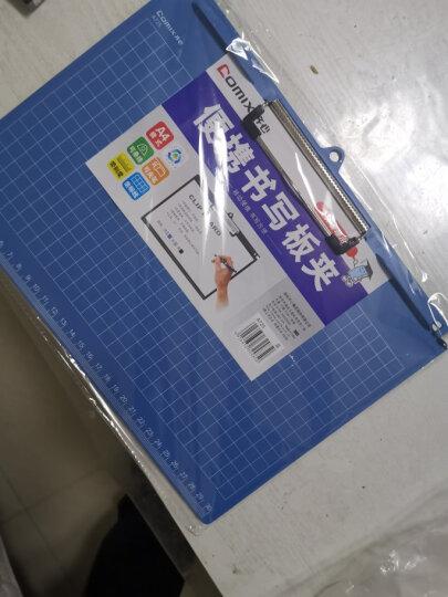 齐心(COMIX)舒适防滑大号美工刀 18mm壁纸刀 颜色随机 办公文具B2801 晒单图