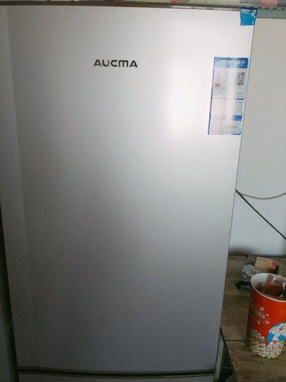 澳柯玛(AUCMA)176升双门冰箱 宿舍租房家庭多用 节能省电 7档保鲜 BCD-176NE 晒单图