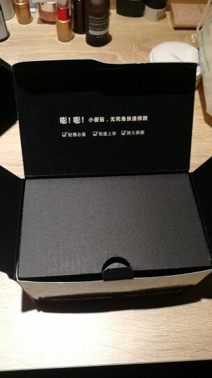 玛丽黛佳(MARIE DALGAR)气垫CC霜 红参弹润精华美颜霜 02柔粉色20g(小蘑菇 气垫bb 粉底液 遮瑕裸妆) 晒单图