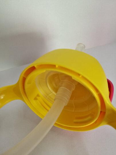 飞利浦新安怡 水杯 儿童水杯 吸管杯 学饮杯 带手柄 塑料 300ml芭比粉 进口 适合12M+ SCF795/02 晒单图