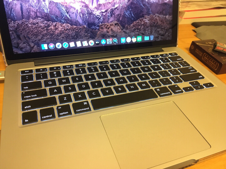 【二手95新】苹果Apple MacBook Pro二手苹果笔记本电脑 轻薄 办公 游戏 16款H42/W82 i7 16G512G15寸 晒单图