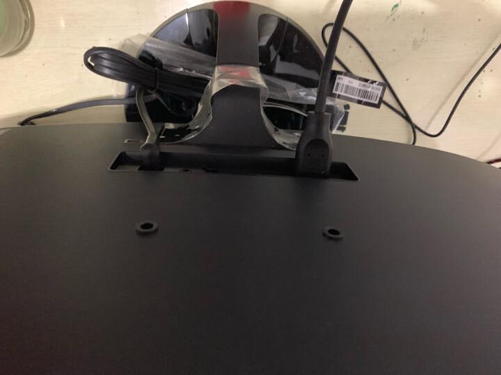 三星(SAMSUNG)27英寸曲面 可壁挂 HDMI接口 节能爱眼认证 FreeSync技术 电脑显示器(C27F390FHC) 晒单图