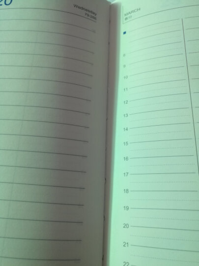 卡杰CAGIE手账本子超厚笔记本子封面定制A5硬面抄160张 晶石黑(日历芯) 晒单图