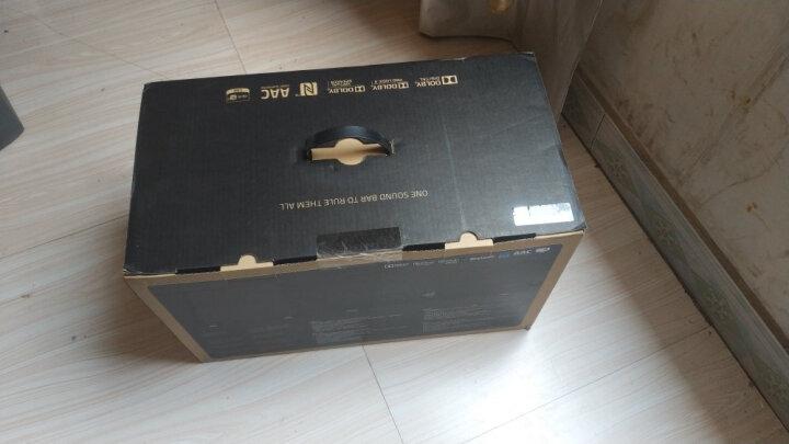 雷蛇(Razer)利维坦巨兽 5.1声道杜比环绕声条形桌面音响 立体声 重低音炮 游戏音箱 有线无线连接 黑色 晒单图