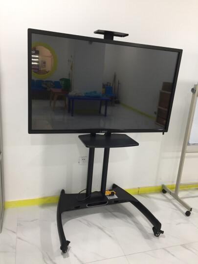 互视达(HUSHIDA)多媒体教学会议一体机触控触摸屏电子白板电视智能会议平板商业显示器 i7/4G/120G固态-带支架 70英寸 晒单图