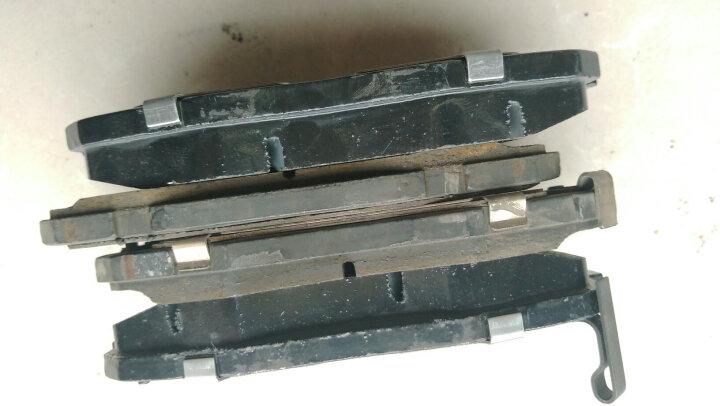 雷贝斯托(Raybestos)陶瓷刹车片前片PGD1611C福特探险者2.3T/3.5/3.5T/林肯MKS/MKT3.5T机械手刹厂家直发 晒单图
