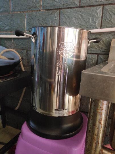 HERPUSI惠尔普斯豆浆机商用预约定时大容量全自动磨浆机浆渣分离不锈钢打浆机 10.5L(无网2叶刀片) 晒单图