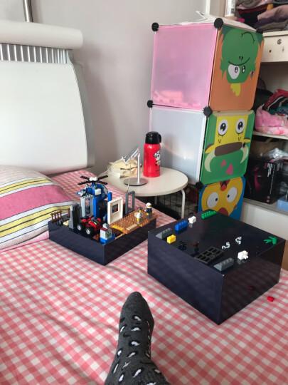 乐高(LEGO)积木玩具 小拼砌师系列 10754 蜘蛛侠大战蝎子人 晒单图