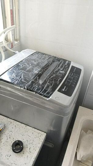 创维(SKYWORTH)9公斤波轮洗衣机全自动 智能模糊洗 空气阻尼减震静音 不锈钢箱体  安心童锁 (淡雅银)T90Q 晒单图