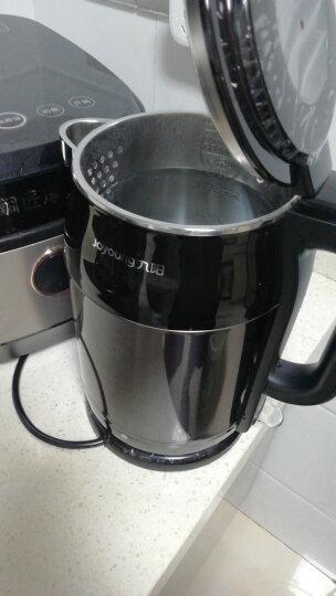 九阳(Joyoung)电水壶 热水壶 进口品牌温控器 烧水壶 无缝内胆K17-F618 晒单图
