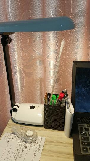 好视力 led台灯减蓝光阅读 儿童学习读写台灯 大学生宿舍寝室 卧室工作书桌床头灯 9档调光调色 晒单图
