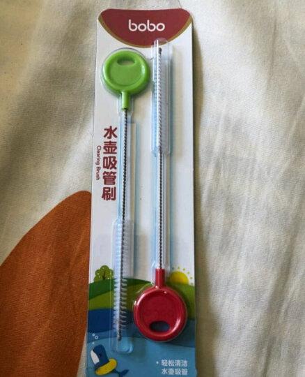 乐儿宝(bobo)宝宝学饮水杯水壶清洁刷吸管刷(2件装) 晒单图