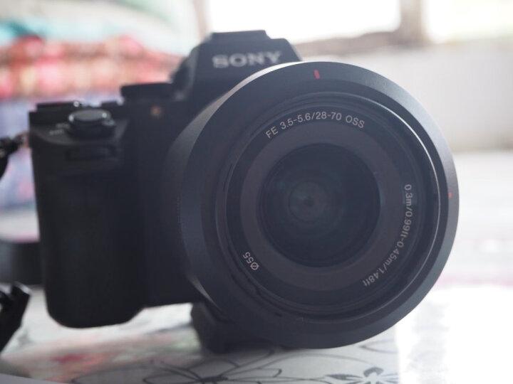 索尼(SONY)Alpha 7 II 全画幅微单数码相机 长焦套装(约2430万有效像素 SEL24240镜头 a7M2/A72) 晒单图