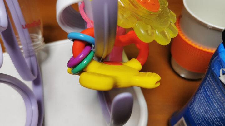 贝亲 (Pigeon) 婴儿牙胶 婴儿磨牙棒 婴儿牙床机能训练器 7个月以上 NA10 晒单图