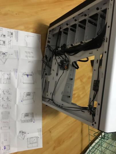 恩杰 NZXT H440 白色 中塔式机箱(钢化面板/水冷支持/电源仓/侧透/支持长显卡) 晒单图