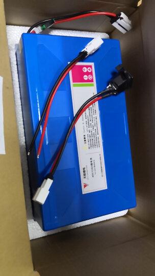 天能电动车锂电池高端电瓶车电池T动力48v12ah 晒单图